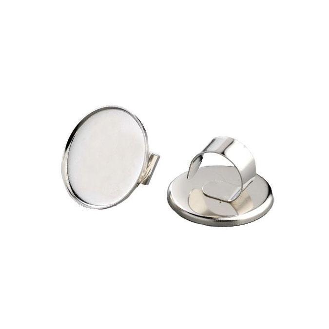 Bague ronde avec rebord Ø 36 mm