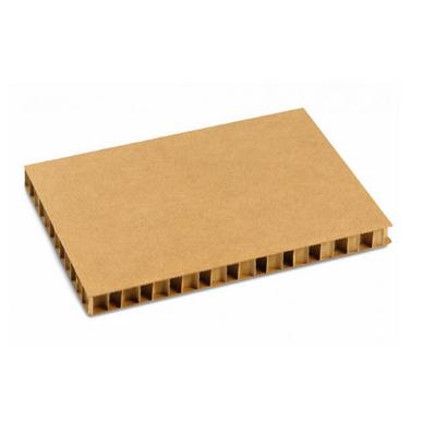 Panneau nid d'abeille 10 mm Kraft Esprit Papier chez ...