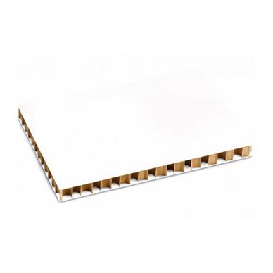 panneau nid d 39 abeille 10 mm blanc 50 x 65 cm esprit papier. Black Bedroom Furniture Sets. Home Design Ideas