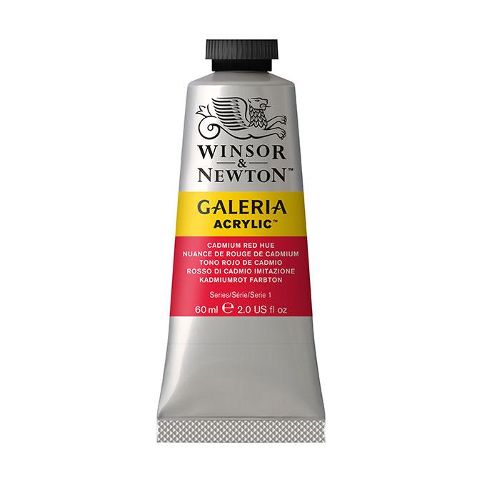Peinture acrylique fine Galeria 60 ml 644 Blanc de titane O AA