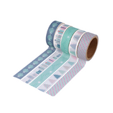 Masking Tape My Little Xmas 5 m x 15 mm - 5 rouleaux