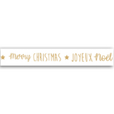Masking tape Merry Christmas or 10 m