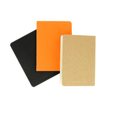 Carnet 13,9 x 9,8 cm 32 pages 100 g/m² - Lot de 3