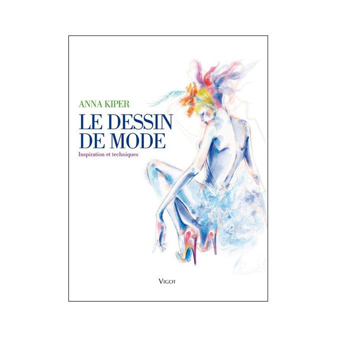 Livre Le dessin de mode