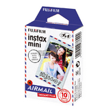 Film photo instantané Instax mini 10 vues Air Mail