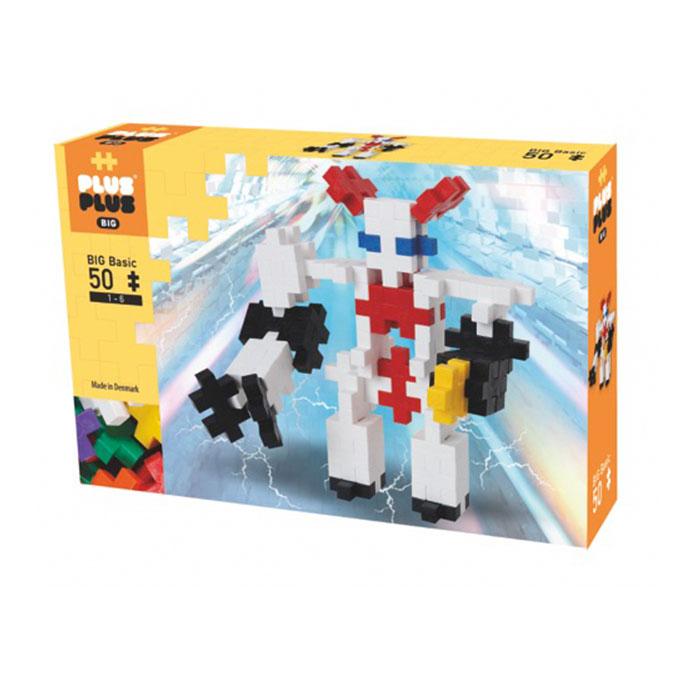 Jeu de construction Big coffret Robot basic 50 pcs