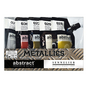 Peinture acrylique fine Abstract Set Metallics Art 5 x 120 ml