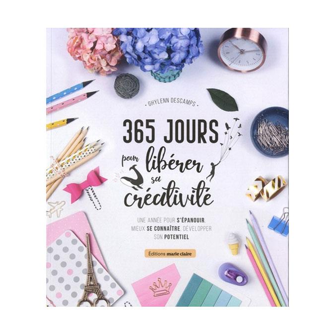 Livre 365 jours pour libérer sa créativité