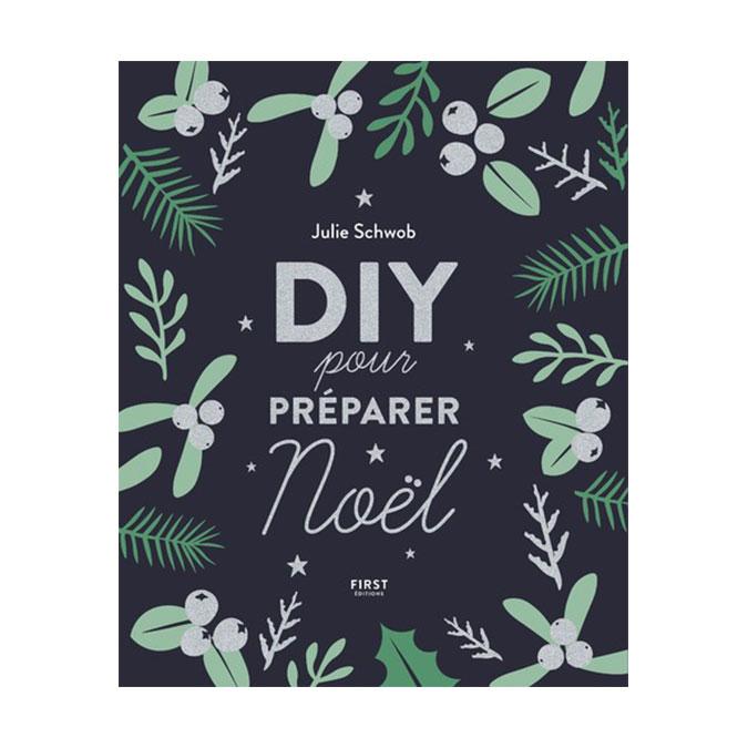 Livre DIY pour préparer Noël