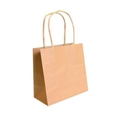 Sac en kraft Naturel 15 x 15 x 8 cm
