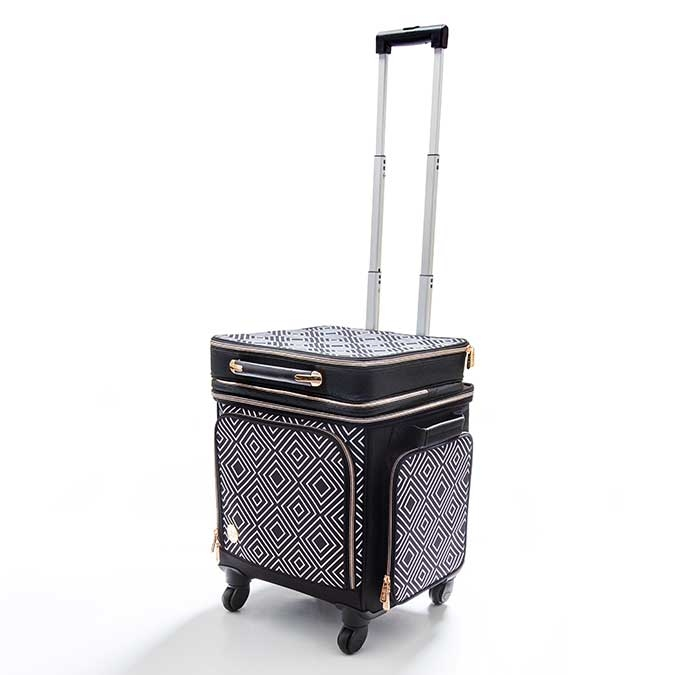 Valise de transport - 2 in 1 Crafters 360 Rolling Bag