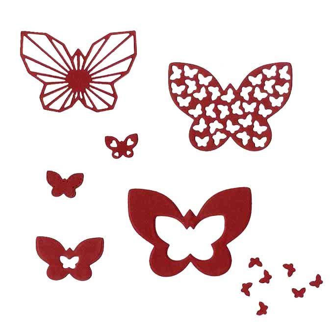 Matrice de découpe DIE Papillons