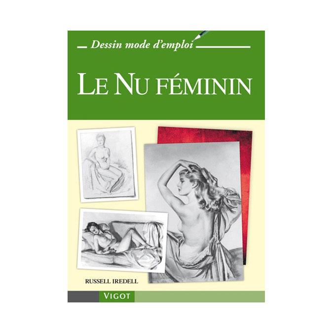Livre Dessin mode d'emploi Le nu féminin
