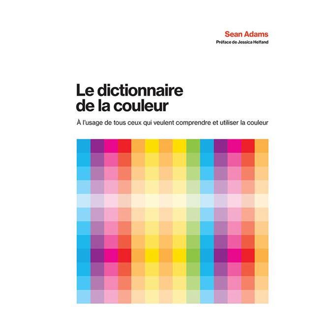 Livre Le dictionnaire de la couleur