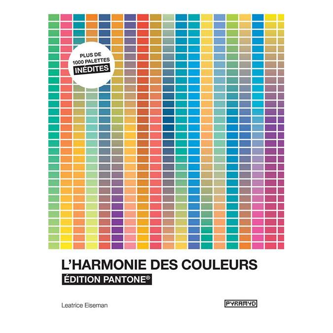 Livre L'harmonie des couleurs - Edition Pantone