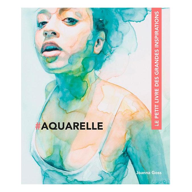 Livre #Aquarelle