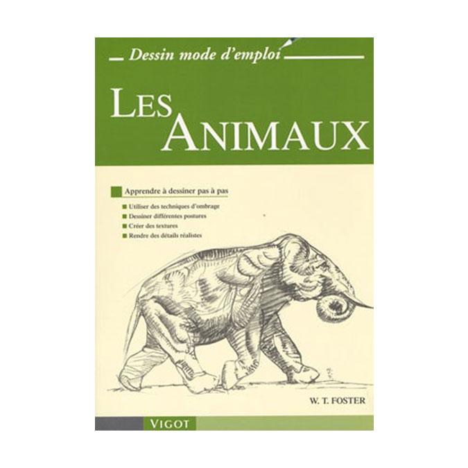Livre Dessin mode d'emploi Les animaux