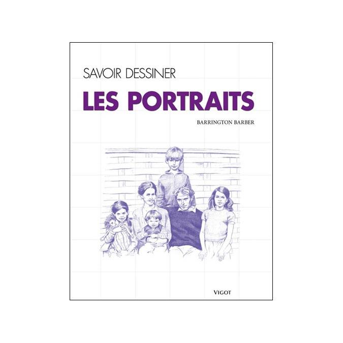 Livre Savoir dessiner Les portraits