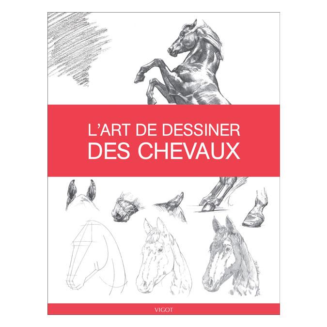 Livre L'art de dessiner des chevaux