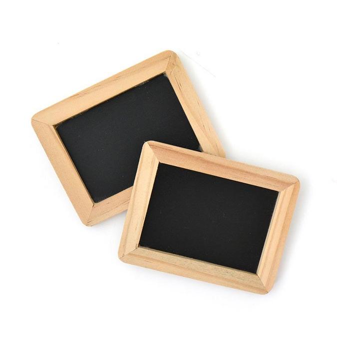 Mini Ardoise 9 x 7 x 0,5 cm Souvenirs d'école