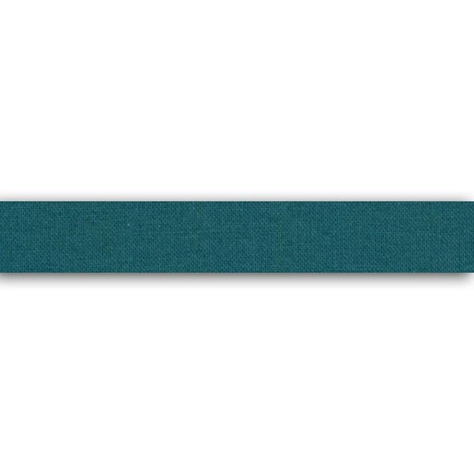 Rouleau de tissu adhésif en coton Vert canard 1,5 x 5 m