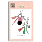 Grigri en kit Enjoy the little things 2 pcs