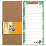 Bloc-notes To Do list Jungle 8 x 18,5 cm 100 pages