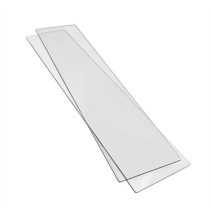 Plaque extra longue pour machine de découpe 66 x 15,6 x 0,3 cm