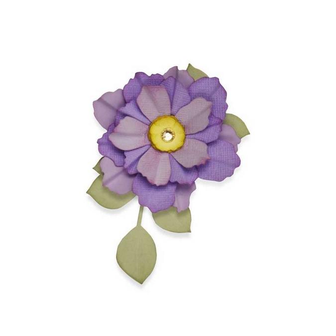 Matrice de découpe Bigz Die Bouquet rustique