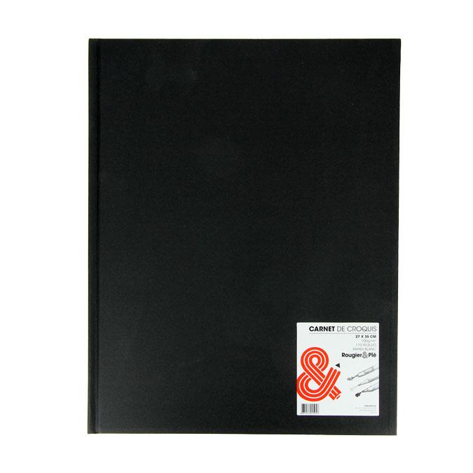 Carnet de croquis 27 x 35 cm 110 feuilles