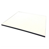 Carton double cannelure Blanc 4,5 mm 50 x 65 cm