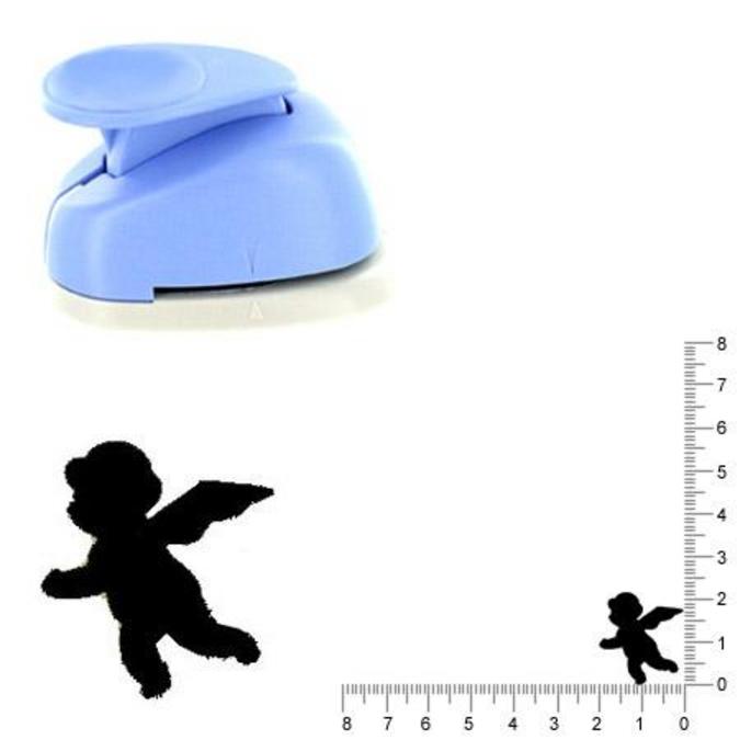 Perforatrice Ange 2.3 cm
