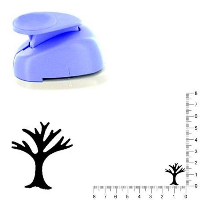 Perforatrice Arbre 2 cm