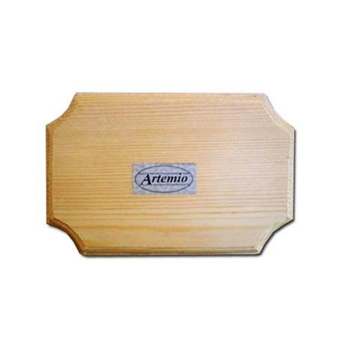 Plaque bois - 16 x 10 cm