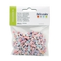 Perle alphabet ronde Ø 6 mm 300 pcs