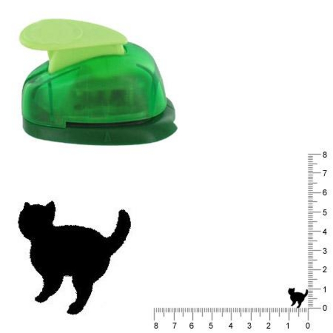 Perforatrice Chat 1.5 cm