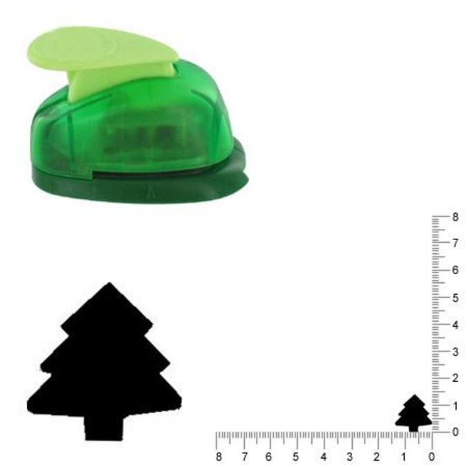 Perforatrice Sapin 1.5 cm