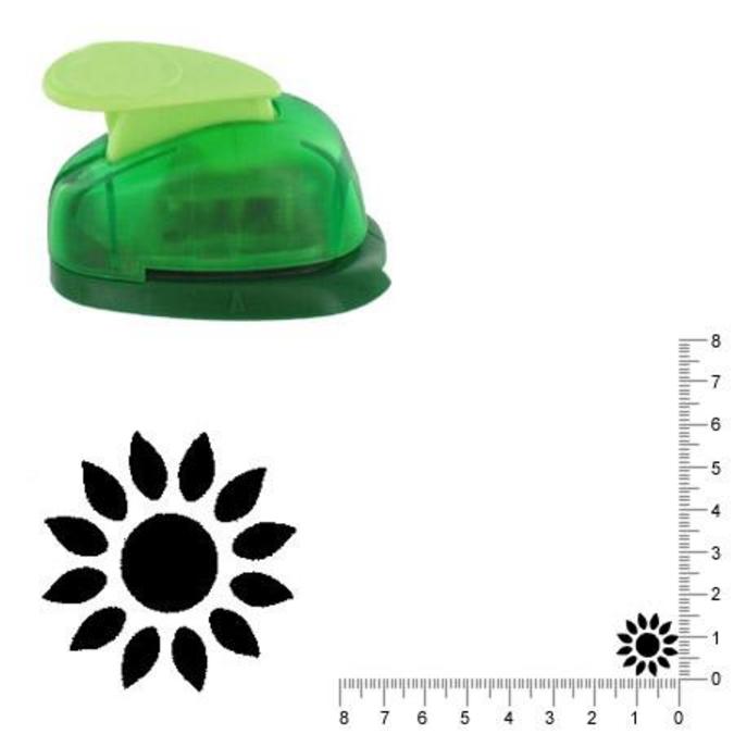 Perforatrice Tournesol 1.5 cm
