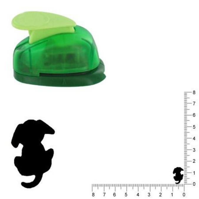 Perforatrice Chien 1.5 cm