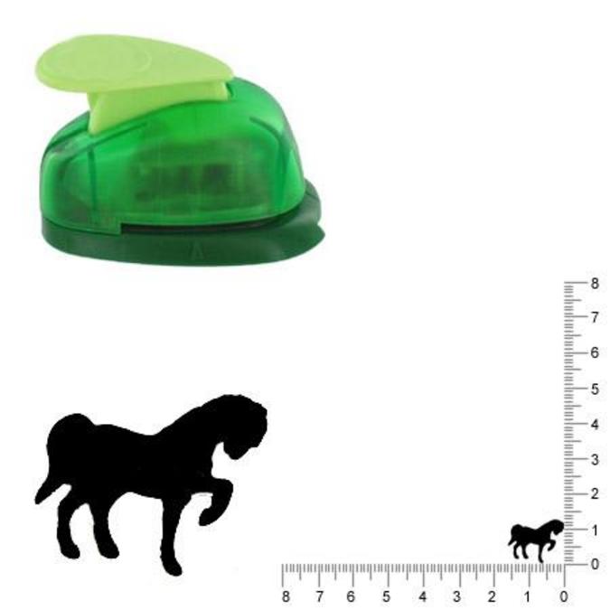 Perforatrice Cheval 1.5 cm