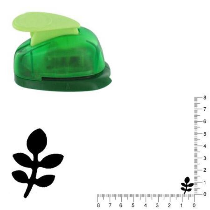 Perforatrice Feuille 1.5 cm