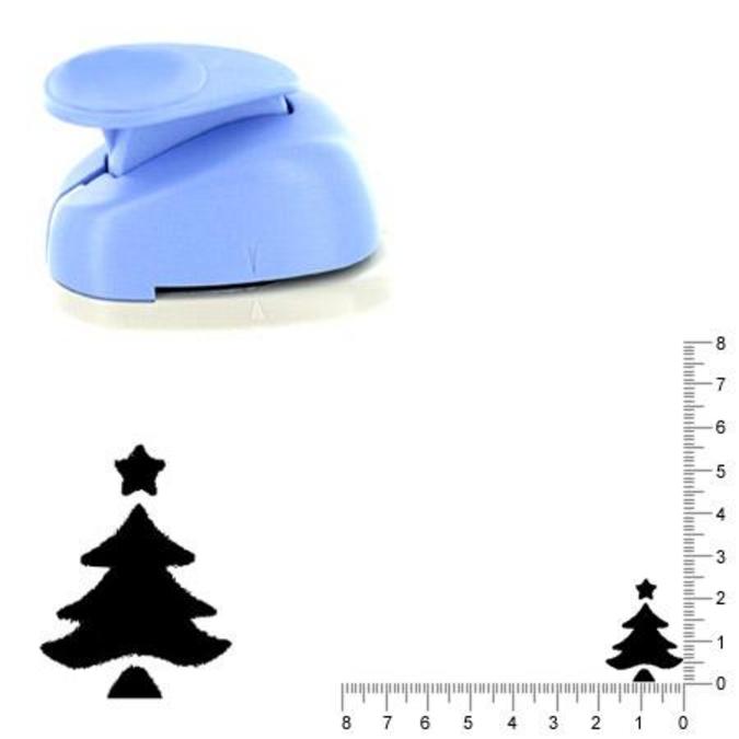 Perforatrice Sapin 2.5 cm