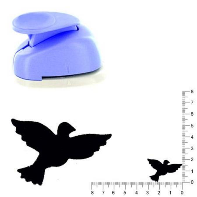 Perforatrice Colombe 2 cm