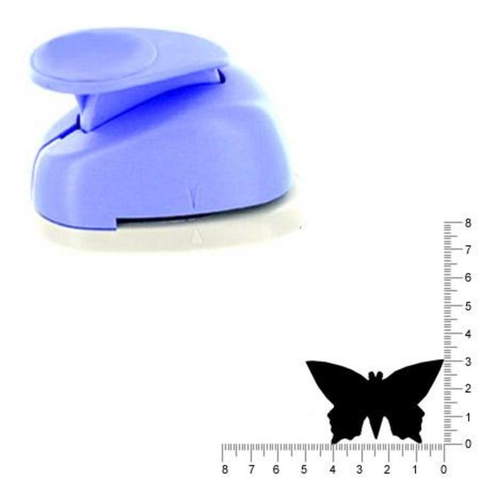 Perforatrice Papillon 4.5 cm