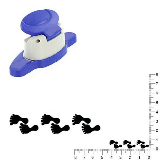 Perforatrice de bordure Pieds 5 cm