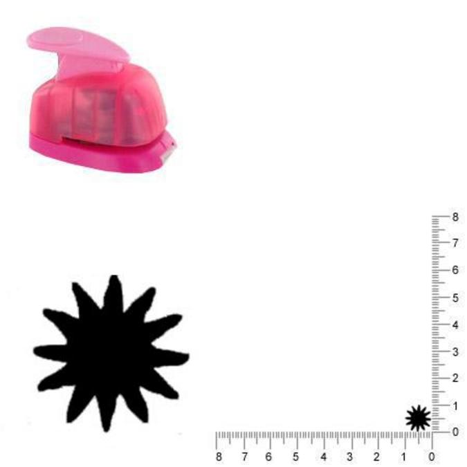 Perforatrice Soleil 1 cm