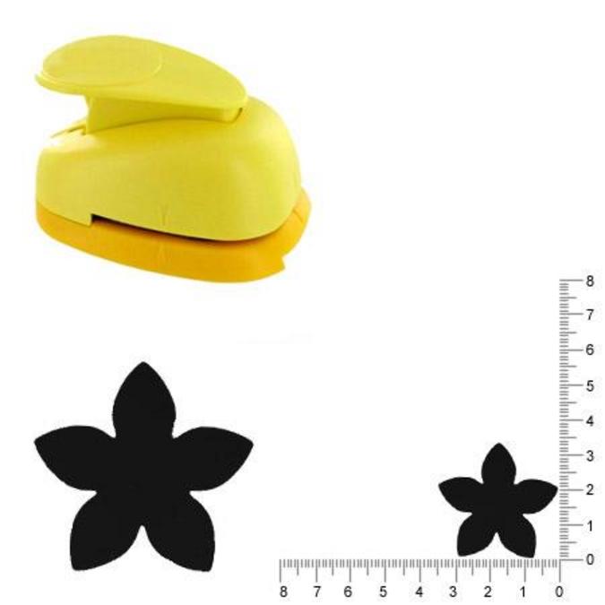Perforatrice Pétales 3.5 cm