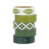 Masking Tape Secret Deep Green 2 pcs
