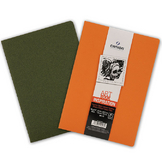 Carnet dessin A4 Art Book Inspiration 96 g/m² Lot de 2 Océan / Orange