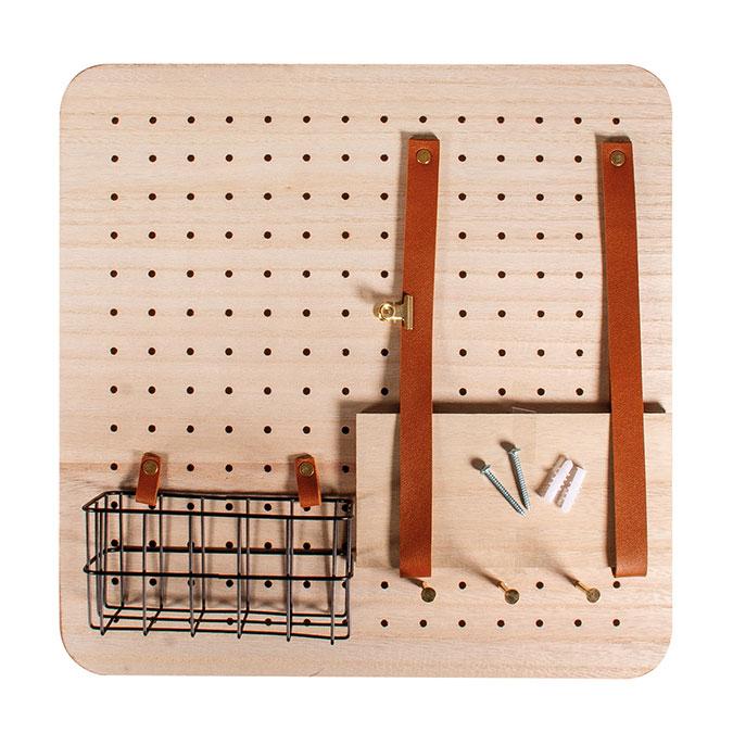 Système de rangement Pin & Peg Kit débutant